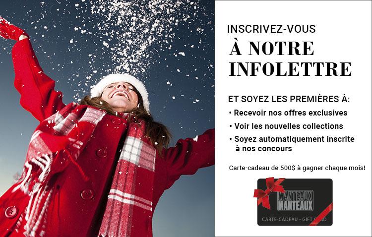 Manteaux Manteaux Infolettre