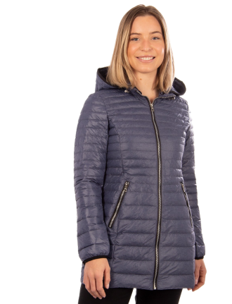 Manteau compressible par Saki