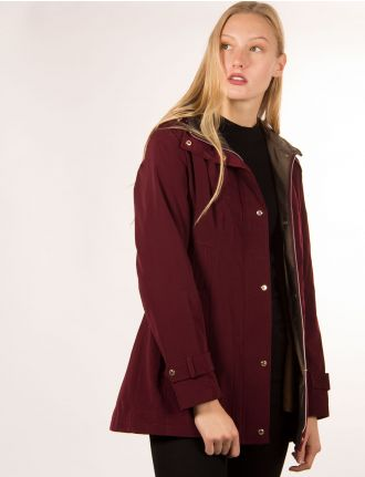 Manteau 2 tons par M-Collection